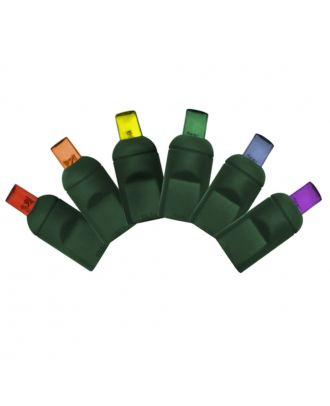 5mm Multi 6 colored led christmas lights