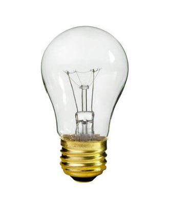 A-15 15w  Light bulb Commercial patio string light bulb