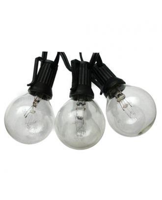 G40 Globe string light 25 ft