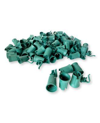 C9 Green Sockets SPT-1 100 pcs