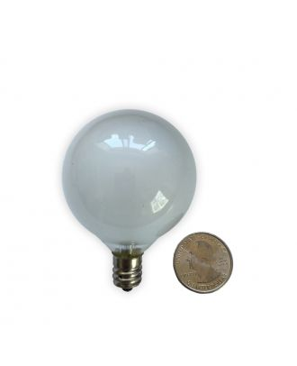 frosted G50 Light bulbs