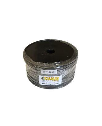 SPT-1 Black Wire 500ft spool