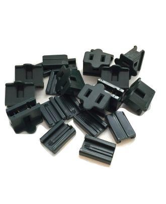10 pack Female Inline Zip Plug SPT-1