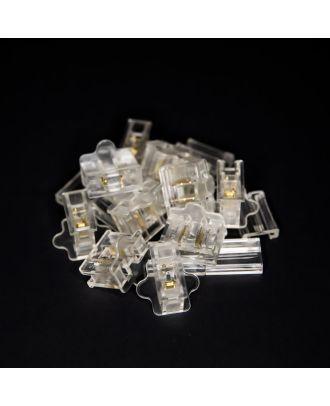 10 clear Spt-1 female plug