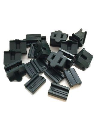 10 pack Female Inline Zip Plug SPT-2